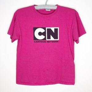 Cartoon Network Check It T-Shirt Large